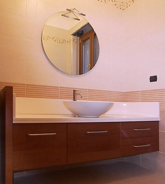 Bagni su misura cibi cucine bagni armadi e arredi su - Top bagno su misura ...