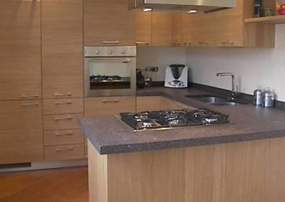 2 -Cucine Cibi legno su misura