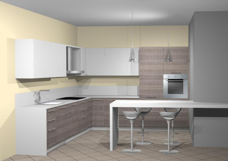 Cambiare top cucina top cucina with cambiare top cucina - Cambiare colore cucina ...