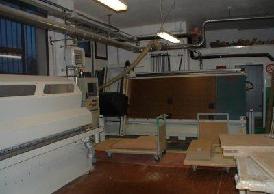 Laboratorio cibi bagni su misura