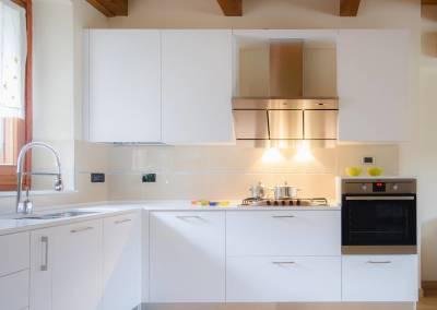 2- Cucina opaca su misura