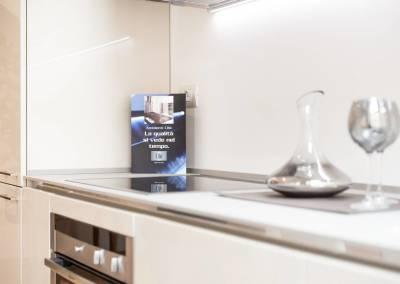 3 - Cucina anta lucida