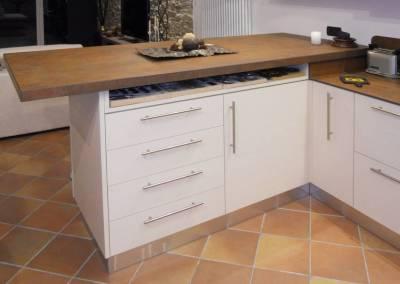 14 - Cucina anta opaca Cibi Torino