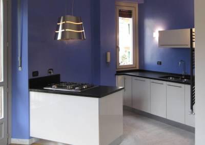 2 - Cucine anta lucida su misura