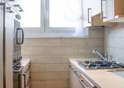 6 - Cucina su misura opaca
