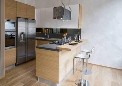 1 - Cucina legno su misura